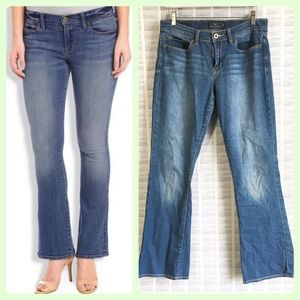 Lucky Brand Sofia Boot Jeans